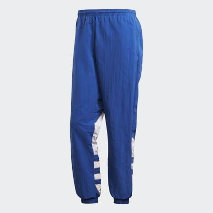 กางเกงแทรคผ้าทอ Big Trefoil Colorblock, Size : 2XL