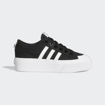 รองเท้าพื้นหนา Nizza, Size : 7 UK