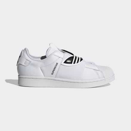 adidas Superstar Slip-on Shoes Lifestyle 8.5 UK Men White / Black