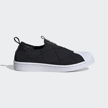รองเท้าทรงสวม Superstar, Size : 4- UK