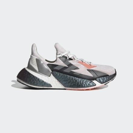 รองเท้าวิ่ง X9000L4, Size : 4 UK
