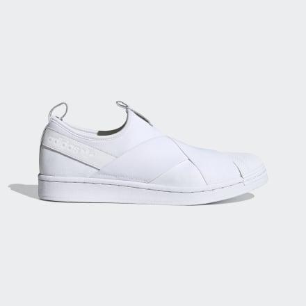 รองเท้าทรงสวม Superstar, Size : 12 UK