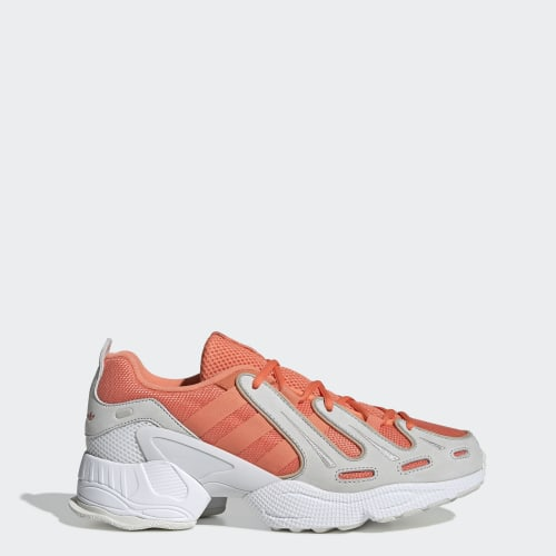 EQT Gazelle Shoes, (Semi Coral / Semi Coral / Crystal White), Invalid Date