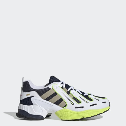Tenis EQT Gazelle, (collegiate navy/RAW GOLD S18/solar yellow), Invalid Date