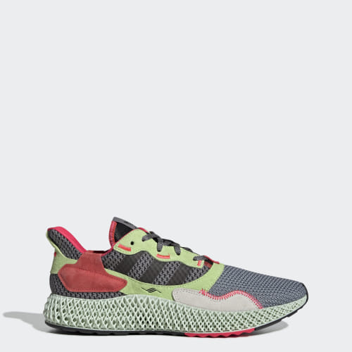 ZX 4000 4D Shoes, (Grey Three / Core Black / Hi-Res Yellow), function productLaunchDate(product, formatDate) {   return formatDate(product.attribute_list.preview_to, 'dddd DD MMMM'); }