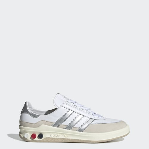 GLXY SPZL Shoes, (Ftwr White / Silver Met. / Off White), function productLaunchDate(product, formatDate) {   return formatDate(product.attribute_list.preview_to, 'dddd DD MMMM'); }