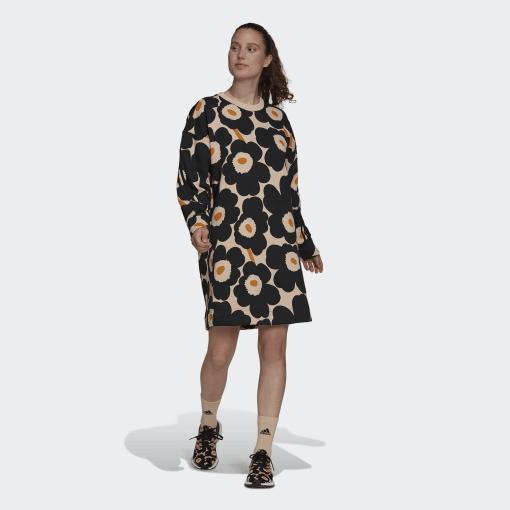 adidas Sportswear Marimekko Fleece Elbise