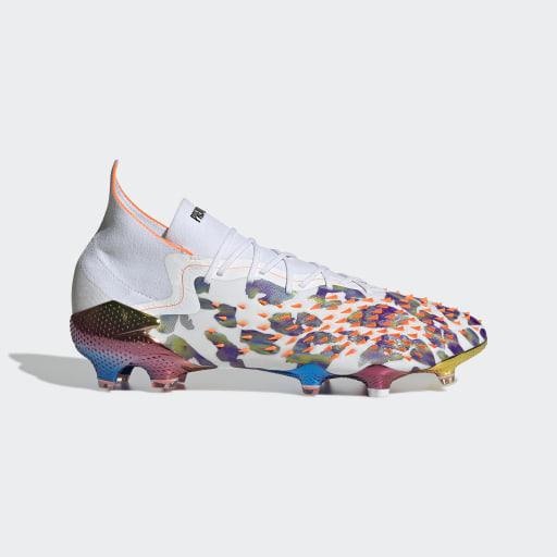 Predator Freak.1 Paul Pogba x Stella McCartney Firm Ground Boots