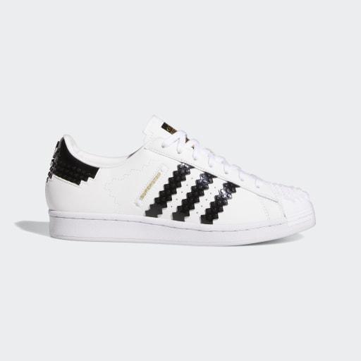 Chaussure adidas Superstar x LEGO®