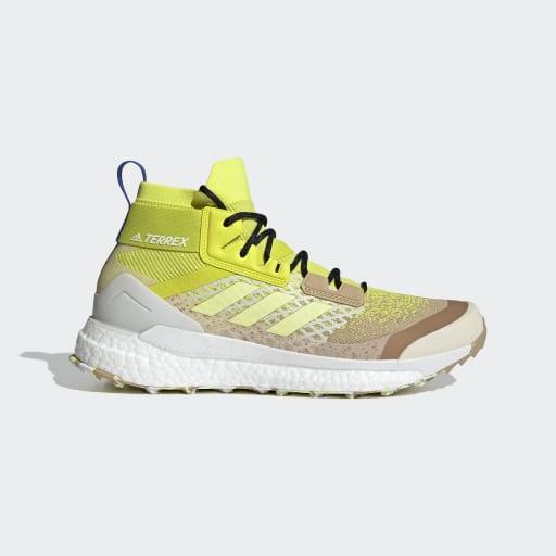 Terrex Free Hiker Primeblue Hiking Shoes