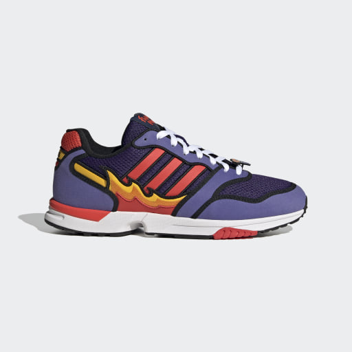 ZX 1000 The Simpsons Flaming Moe's Shoes