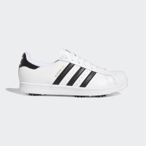Superstar Spiked Golfschuh