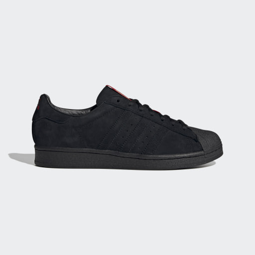 Superstar ADV x Thrasher Shoes