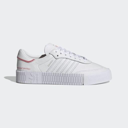Swarovski® SAMBAROSE Shoes