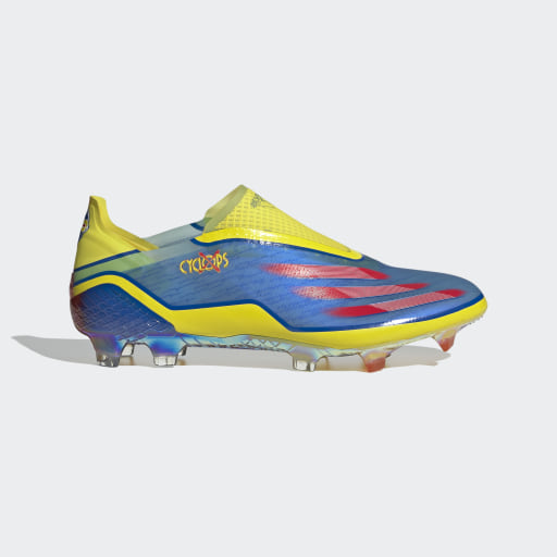 Marvel X Ghosted+ Laceless Firm Ground Cleats