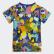 Комплект: платье-футболка и леггинсы multicolor / white ED7710