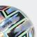 Футбольный мяч Uniforia Training Silver Metallic / Signal Green / Bright Cyan / Shock Pink FH7353