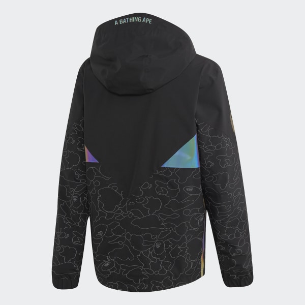 Noir Bape X Canada Snow Adidas Veste qfEx5IIw