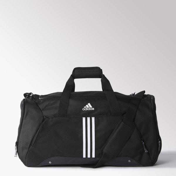 Adidas Bolso Medium Essentials NegroArgentina 3 Stripes eBCdxo