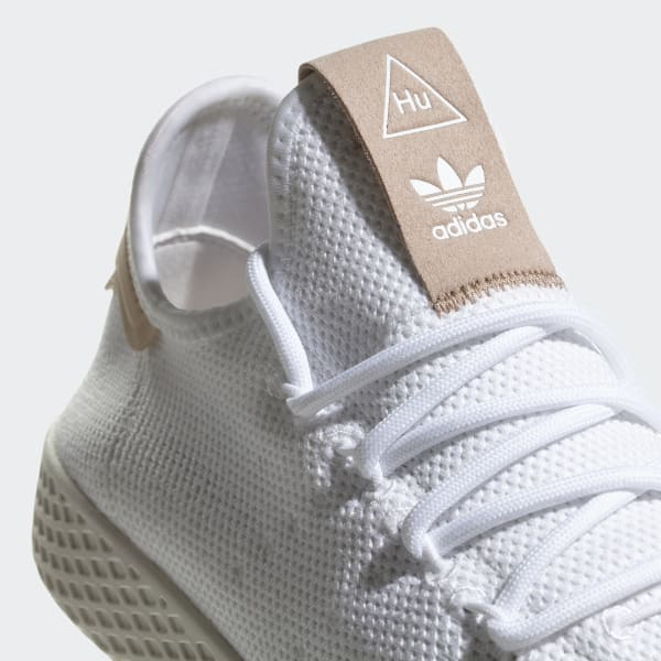 Pharrell Tennis Chaussure AdidasFrance Williams Blanc Hu fgvb6Y7y