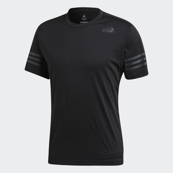 France T Shirt Noir Freelift Adidas Climacool dpxXqprntw