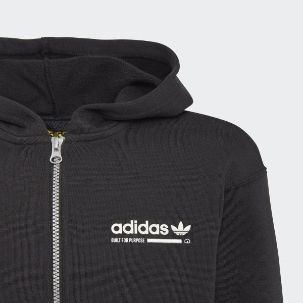 Kaval Adidas Zealand BlackNew Hoodie HEDWb29eIY