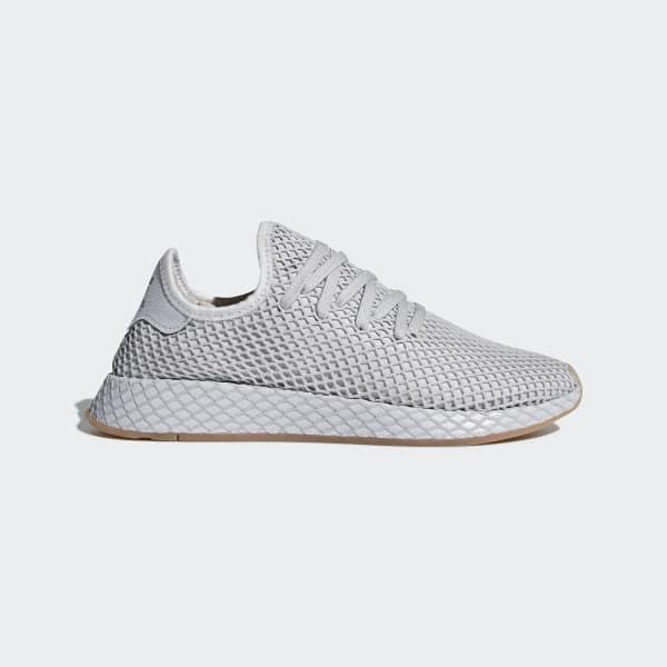 Shoes Grey Runner Adidas Uk Deerupt 6wCqZES