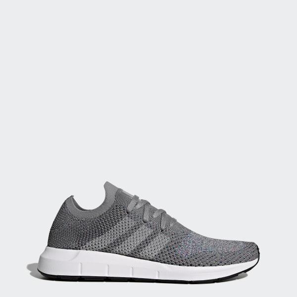Adidas Us Swift Run Primeknit Shoes Grey r8xrAqUw