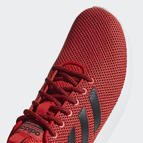 Rouge Chaussure Racer Cln AdidasFrance Lite sQrdth