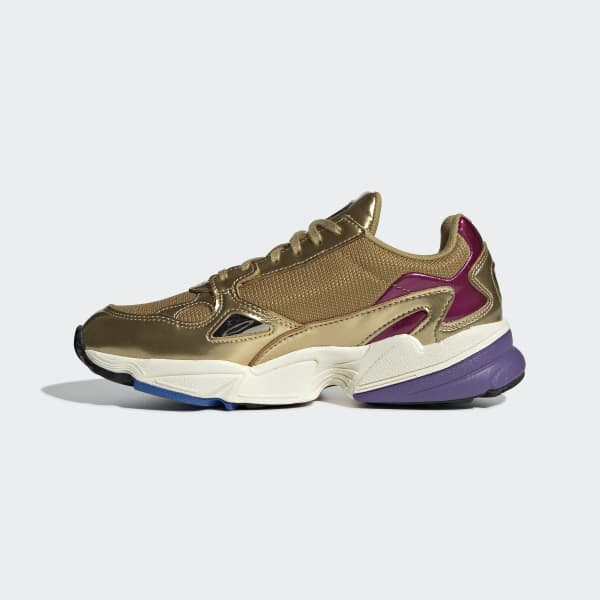 Adidas Chaussure Falcon Or Falcon Chaussure Adidas Or Chaussure France France rBPnarT