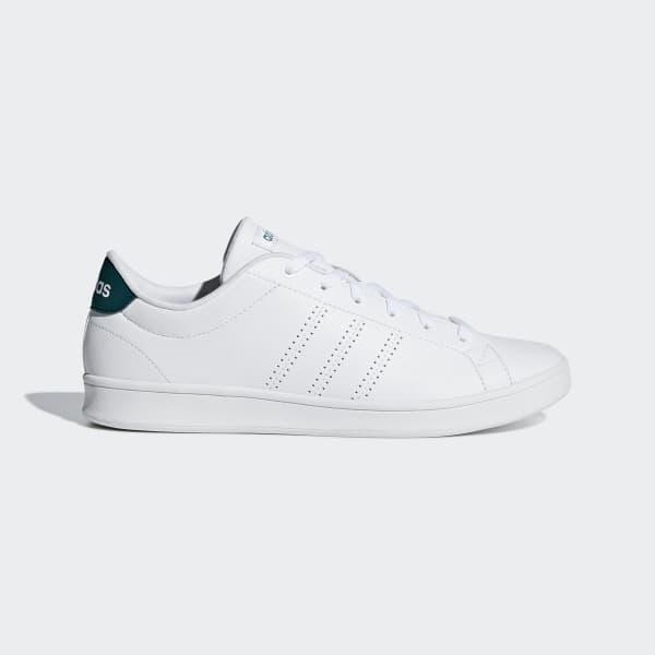 Clean Chaussure AdidasFrance Advantage Qt Blanc c1J3TFlK