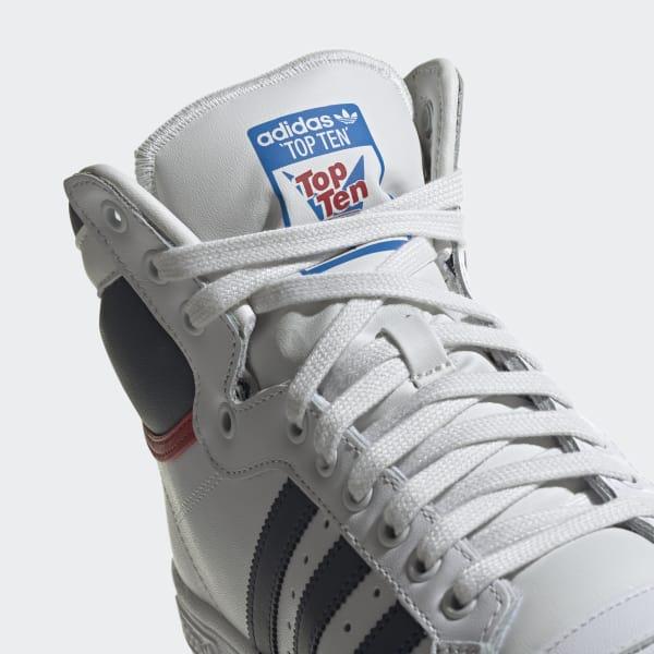 Adidas Top Schuh Ten Hi BeigeDeutschland OPnk0w8