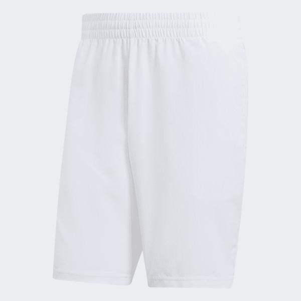 Blanco Adidas 9 España Club Inch Pantalón Corto wq6Hx7