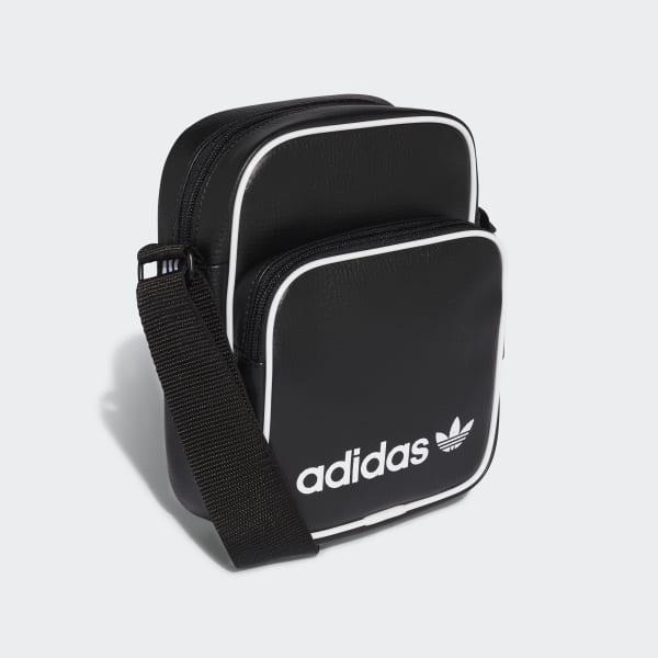 Adidas Vintage Bolso España Negro Mini PqXnx1t
