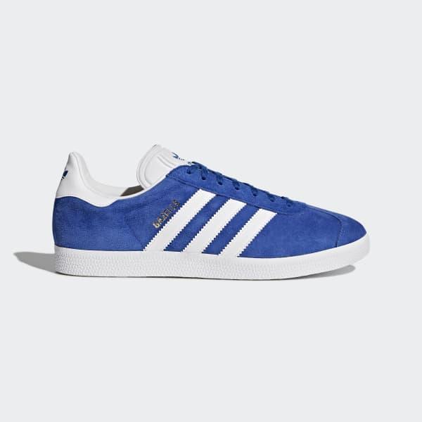 Chaussure Adidas Adidas Gazelle Chaussure BleuBelgium WD2IE9H