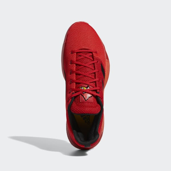 Bounce 2019 Low RougeBelgium Pro Madness Adidas Chaussure b6yYf7g