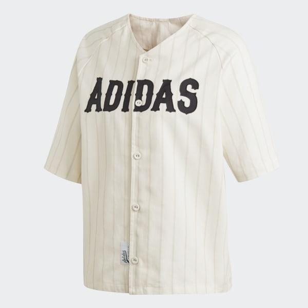 Adidas Baseball Jersey Camiseta Adidas Baseball Jersey Camiseta BlancoColombia BlancoColombia Adidas xotrshQBdC