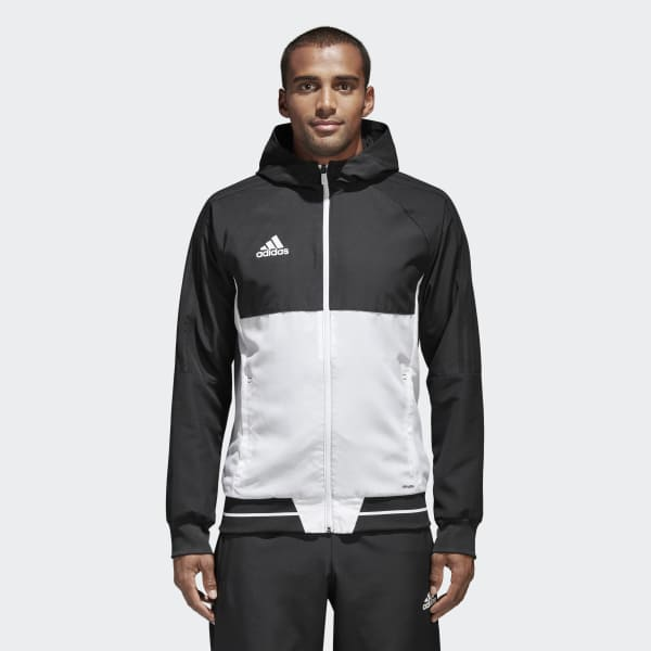 Adidas 17 Giacca Da Rappresentanza Italia Blu Tiro wACCOxqZz