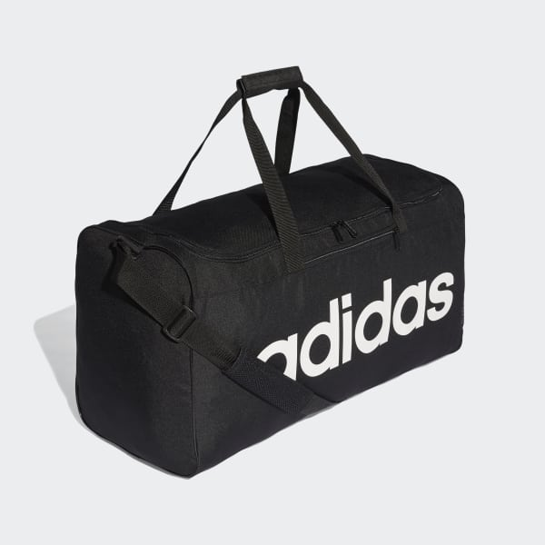 AdidasEspaña De Negro Core Linear Deporte Bolsa Grande trshQd
