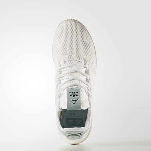 France Williams Tennis Pharrell Chaussure Hu Blanc Adidas 6YaTx