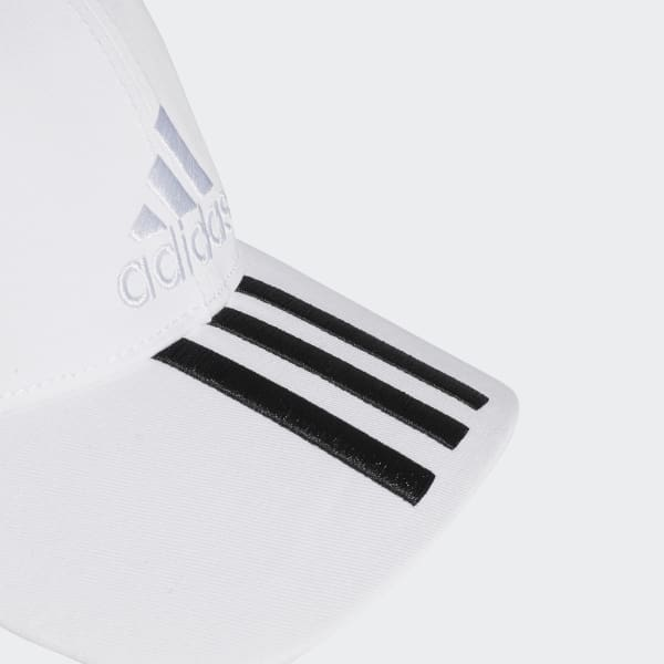3 France Adidas Blanc Casquette Stripes Six Classic Panel Oqqwt0P