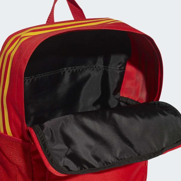 Selección España 2018 AdidasPeru De Mochila Rojo 9eWEDHYI2