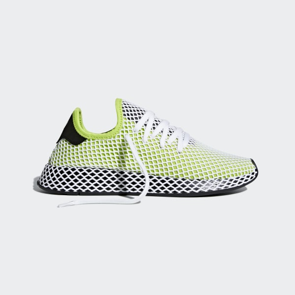 Adidas black and green deerupt runner sneakers outlet 2014 new cheapest price for sale official site clearance popular CzSGiUnP