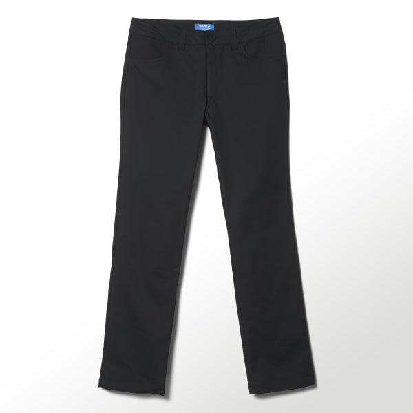 Stretch Twill Colombia Pantalón Adidas Pocket Five Negro RCF1nqwt
