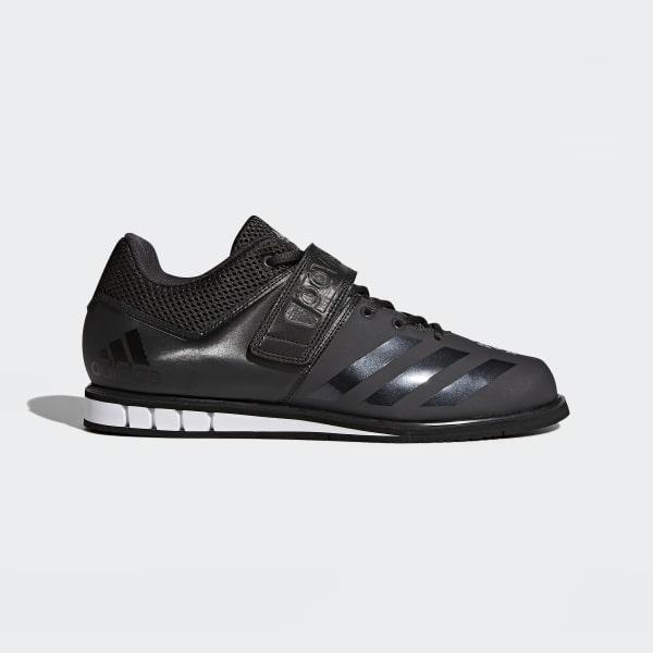 AdidasFrance 3 Powerlift 1 Chaussure Noir n8m0wyNOv