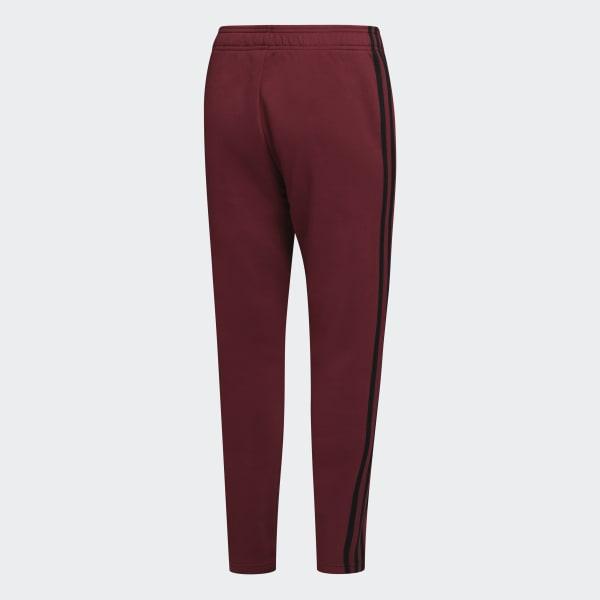 Adidas Essentials 3 BordeauxCanada Pantalon Stripes hrotdsQCxB