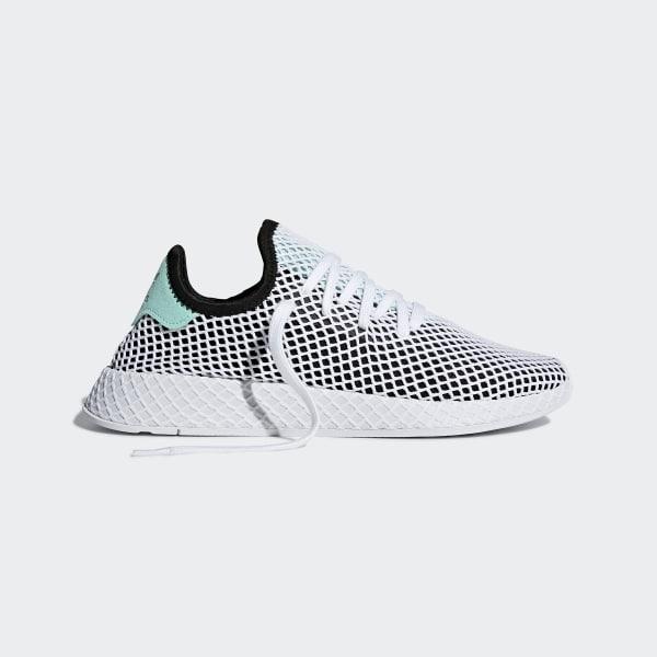 Deerupt Runner Sneakers In Black B28076 - Black adidas Originals EjiaYyS1