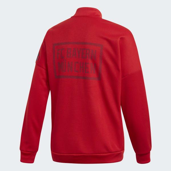 France Rouge Fc De Adidas Veste Survêtement Bayern HIq4xwcUcY