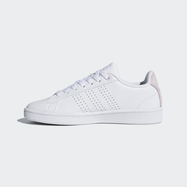 Advantage AdidasFrance Cloudfoam Clean Blanc Chaussure FTl1KJu3c