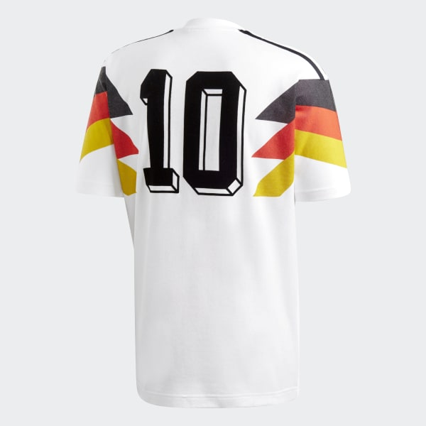 Blanco Alemania - Adidas Playera Mexico 2018